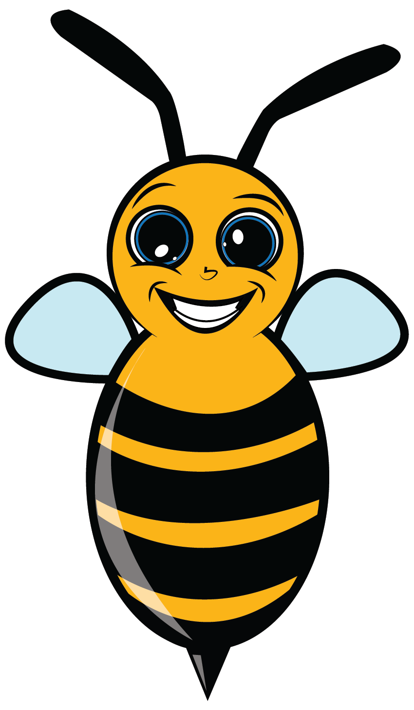 Wisconsin Science Festival Beesly Mascot